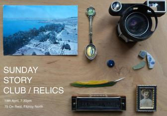 Sunday Story Club_Relic